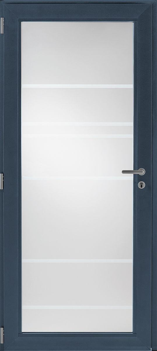 <p>Porte d'entrée Aluminium Alicia 8</p>