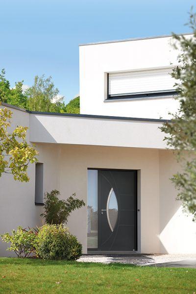 <p>Porte d'entrée Aluminium Antalya 15</p>