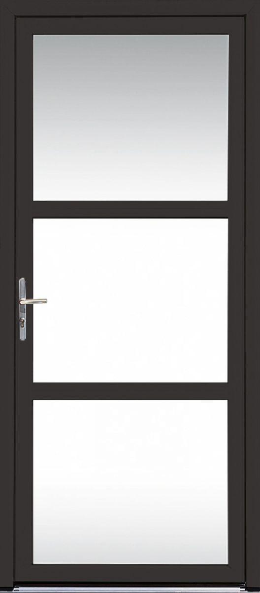 Candel 58 face extérieure, couleur noir 2100 texturé