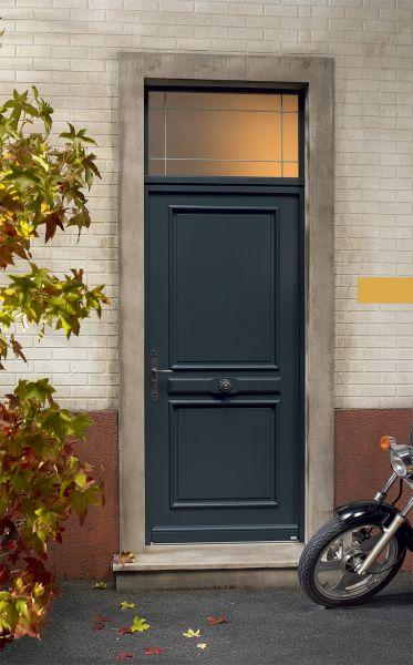 <p>Porte entrée Bois Chalons</p>