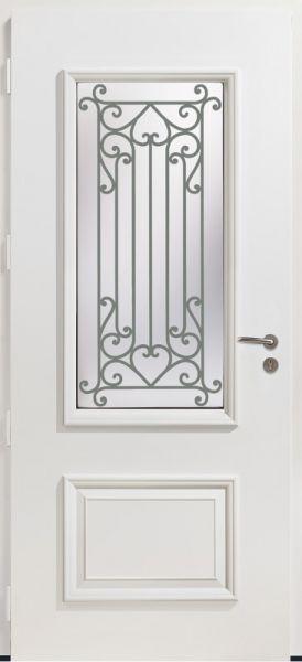 <p>Porte d'entrée Alu Confort Colombelles</p>