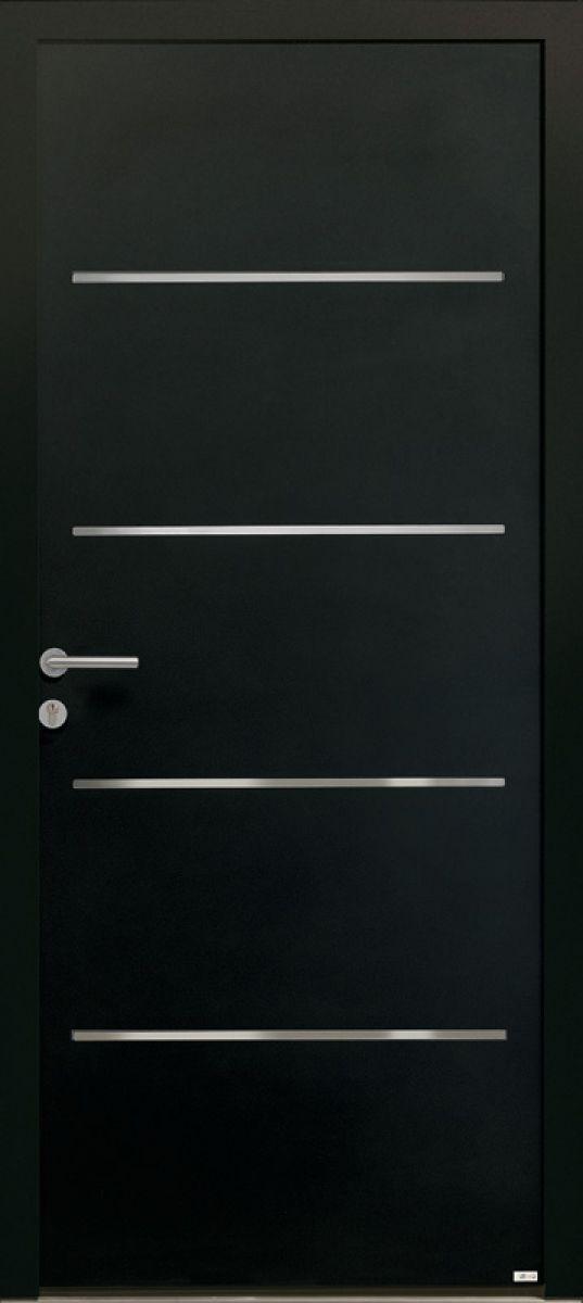 Cotim 11 Duo, face extérieure, couleur noir 2100 texturé