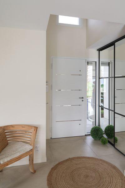 Porte d'entrée alu confort Cotim 11 – vue intérieure