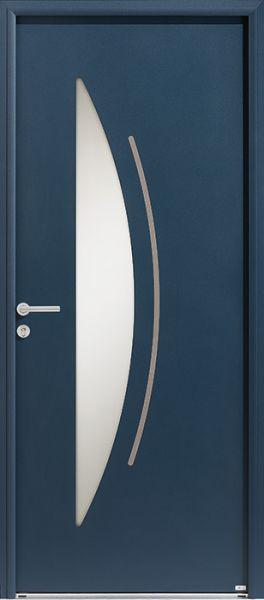 Cotim 12 Duo, face extérieure, couleur bleu 2700 texturé