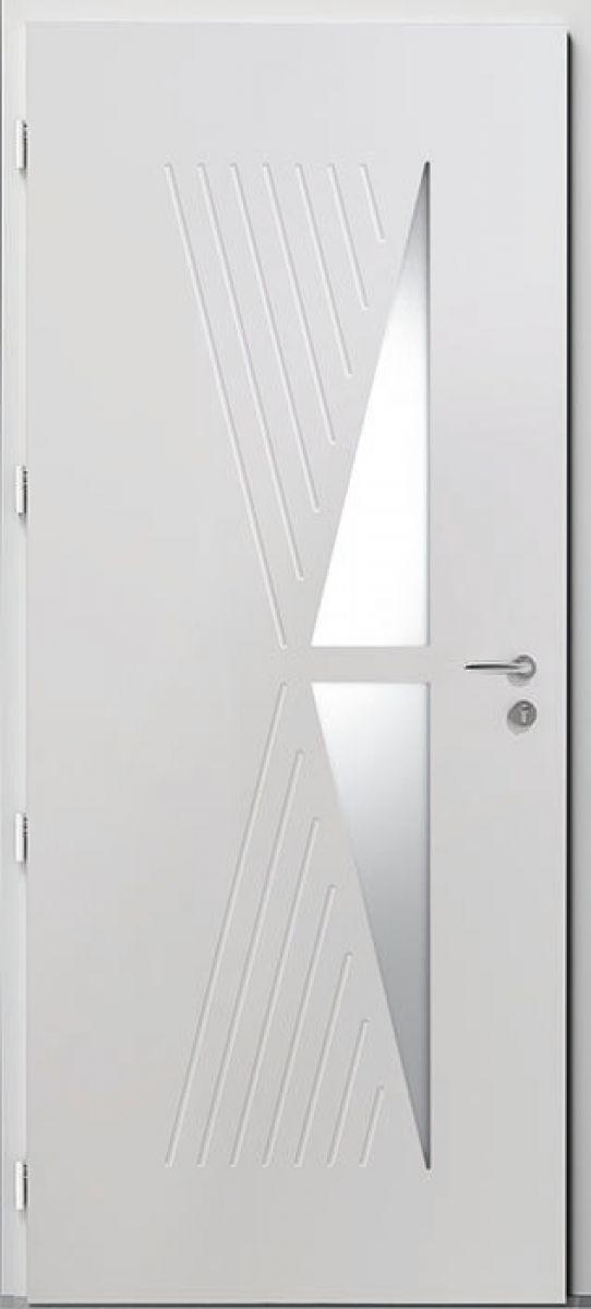 <p>Porte d'entrée Aluminium Cytiss 11<br></p>