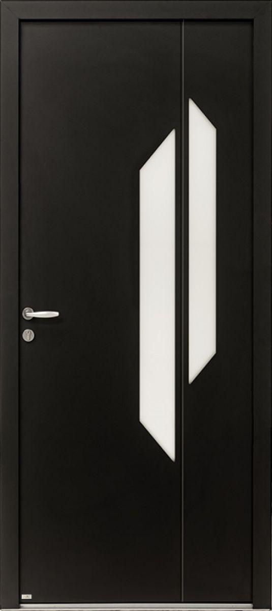 Cytiss 13 face extérieure, couleur noir 9005 texturé
