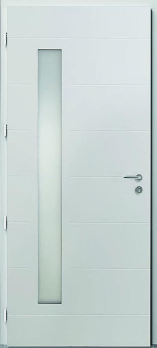 <p>Porte d'entrée Aluminium Cytiss 6<br></p>