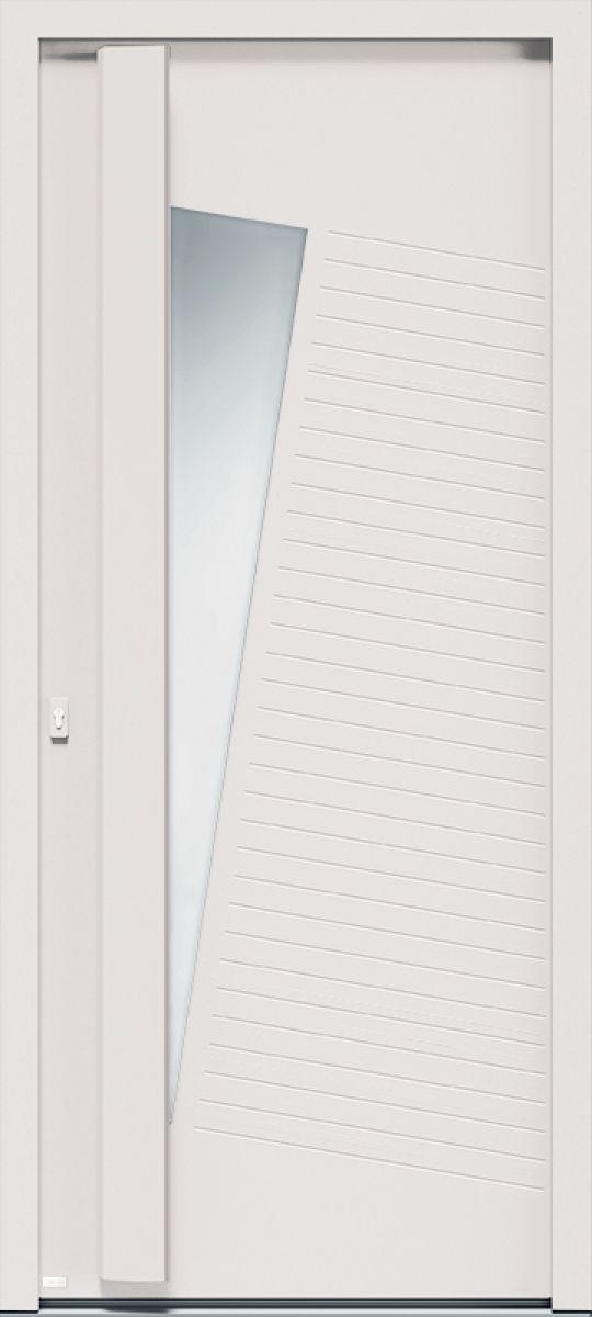 Elektro 1.1, vue extérieure couleur blanc 9016