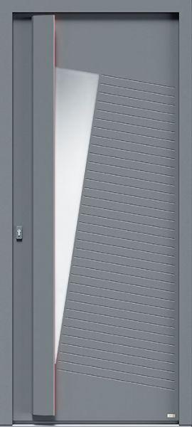 <p>Elektro 1, vue extérieure couleur gris 2900 texturé</p><p><br></p><p><br></p>