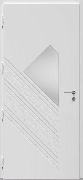 <p>Porte d'entrée Aluminium Elektro 2.1</p>