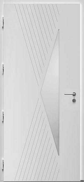 <p>Porte d'entrée Aluminium Elektro 3.1</p>
