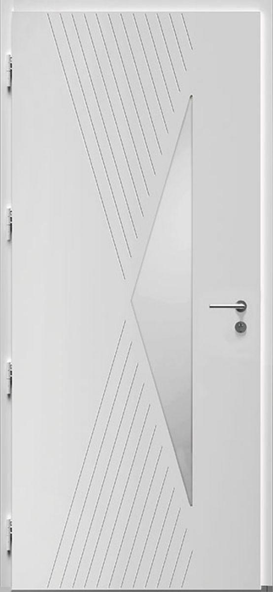 <p>Porte d'entrée Aluminium Elektro 3<br></p>