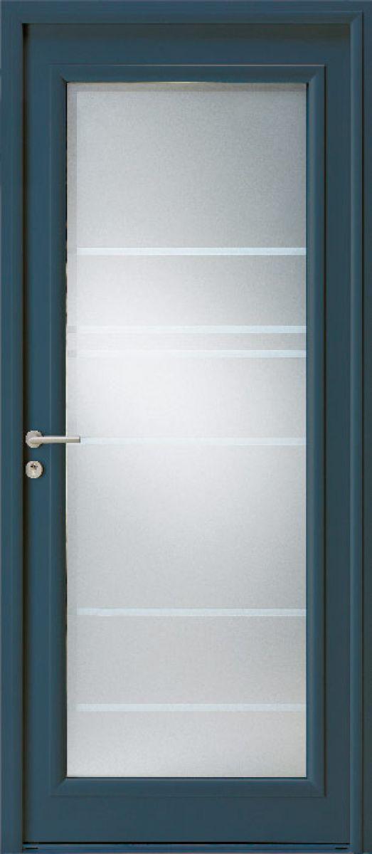 Erina Duo, face extérieure, couleur bleu 2700 texturé