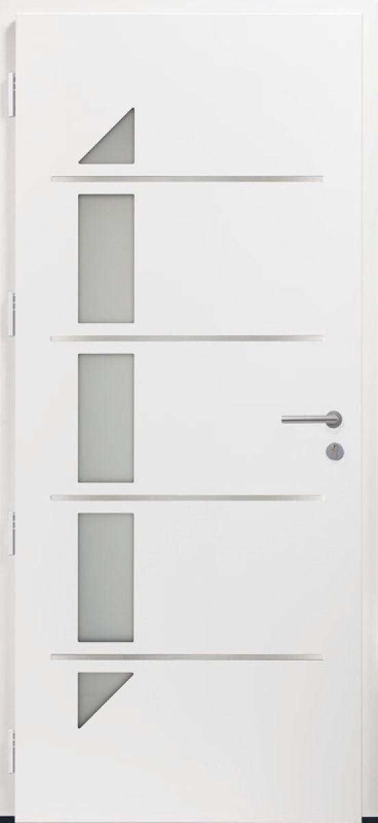 <p>Porte d'entrée Aluminium Glam<br></p>