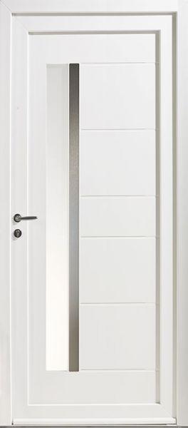 <p>Kellys 4 vue extérieure, couleur blanc 9016 satiné</p>
