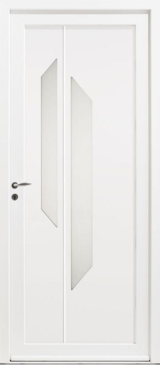 <p>Kellys 7 vue extérieure, couleur blanc 9016satiné</p>