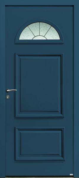 Linosa Duo, face extérieure, couleur rouille texturé