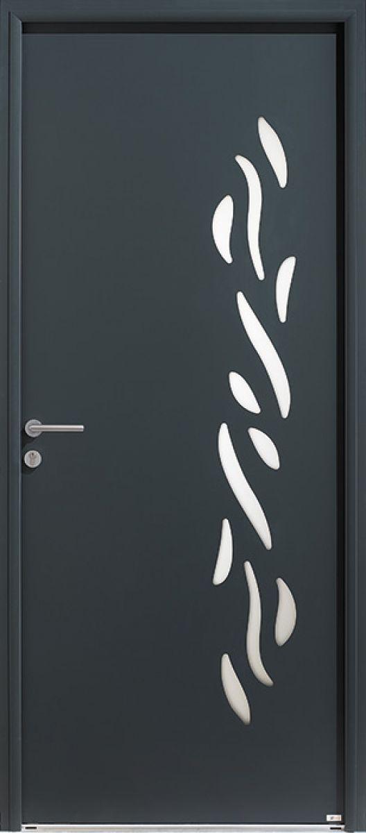 Palm Duo face extérieure, couleur noir 2100 texturé