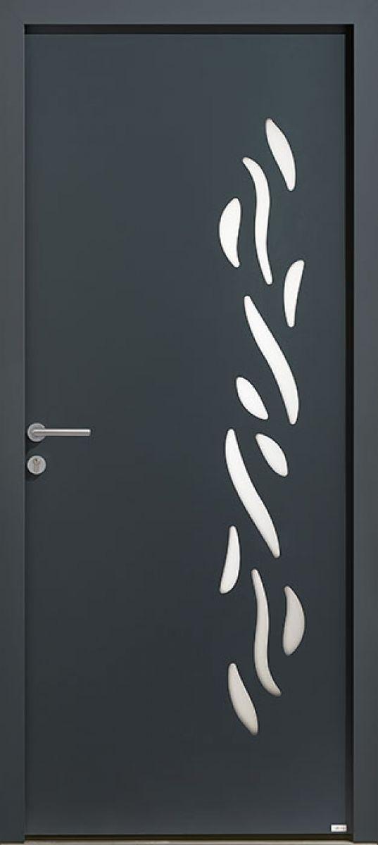 Palm face extérieure, couleur noir 2100 texturé