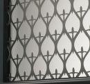 <p>Porte d'entrée Aluminium Picto 3</p>