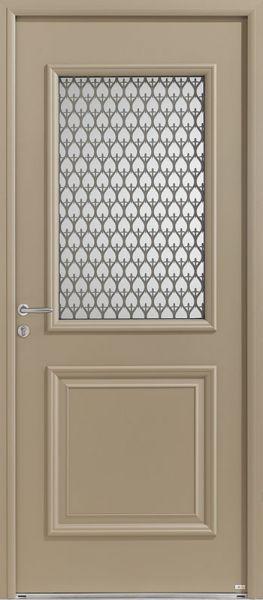 Prado Duo face extérieure, couleur gris perle 2800 texturé