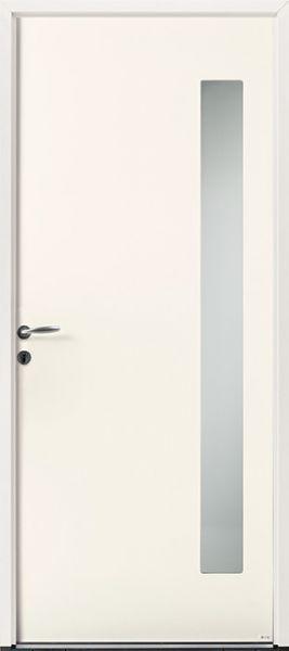 PSV-19 face extérieure, couleur blanc Ral 9016 satiné