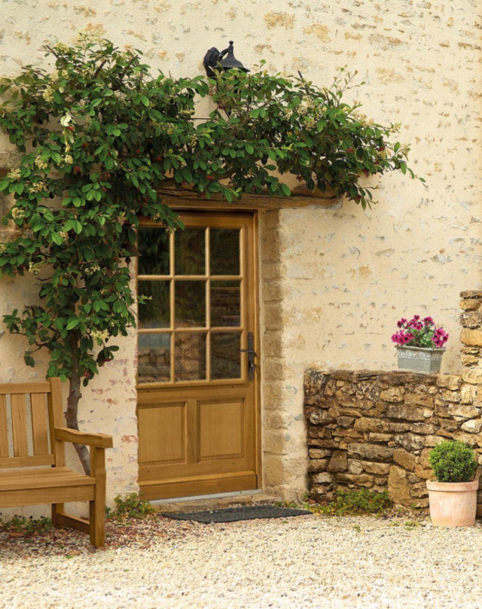 <p>Porte entrée Bois Reims</p>